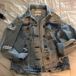 LF denim jacket